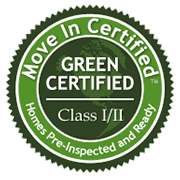 Green Certified Move In Certified