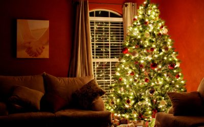 Four Safety Tips for Holiday Decorating