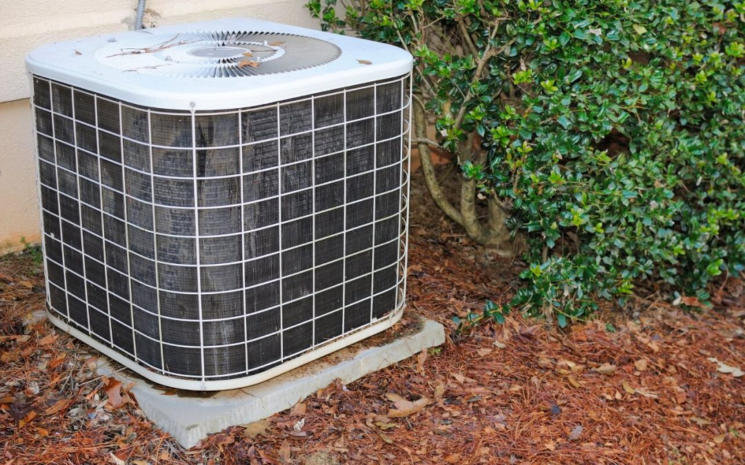 home maintenance services include upkeep of the HVAC system