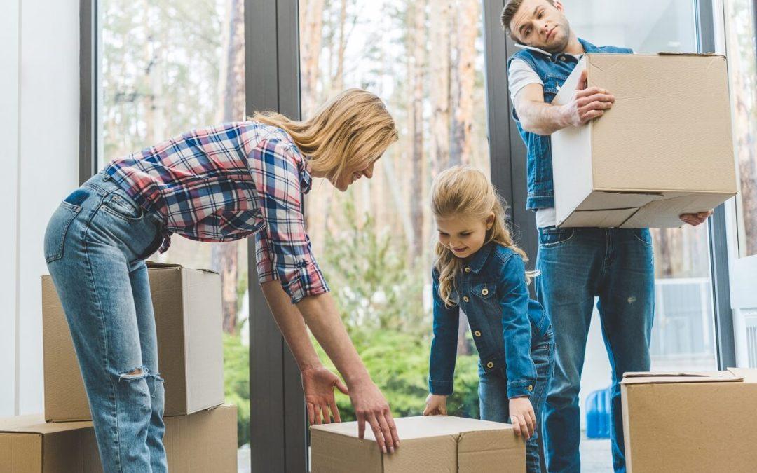 5 Family Moving Tips to Make Life Easier