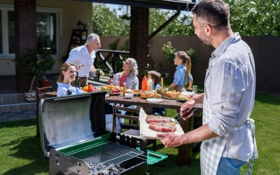 6 Grill Safety Tips